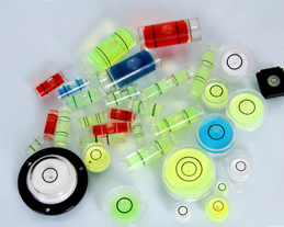 VARIOUS TYPE ACRYLIC VIAL