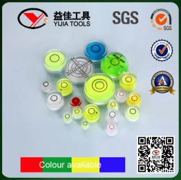 Various round bubble level